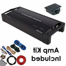 Power Acoustik RZ1-2300D Monoblock 2300W Class D Car Subwoof