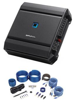 ALPINE S-A32F 320w RMS 4-Channel S-Series Car Audio Amplifie