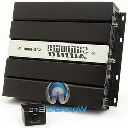 SUNDOWN AUDIO SAE-600D MONOBLOCK 600W RMS DIGITAL CLASS D SU