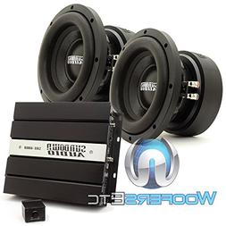 pkg Sundown Audio SAE-600D Monoblock 600 Watts RMS Digital C