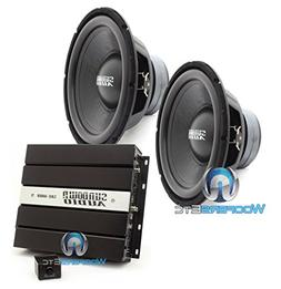 pkg Sundown Audio SAE-600D Monoblock 600W RMS Digital Class