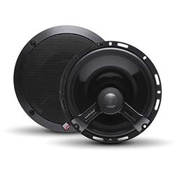 "Rockford Fosgate T1650 Power 6.5"" 2-Way Full Range Euro Fit"