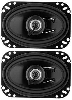 Planet Torque Series 4X6 2-Way Speakers