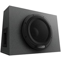 "Pioneer TS-WX1210A 12"" Sealed enclosure active subwoofer wit"