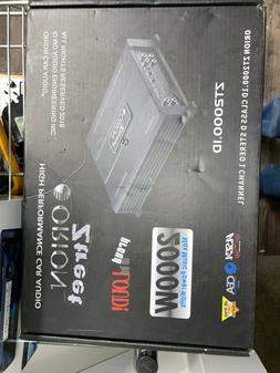 ORION ZT2000.ID ZTREET CLASS D MONO CHANNEL 1 OHM STABLE AMP